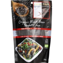 Spaghetti bio aux haricots noirs - 200g - Explore Asian