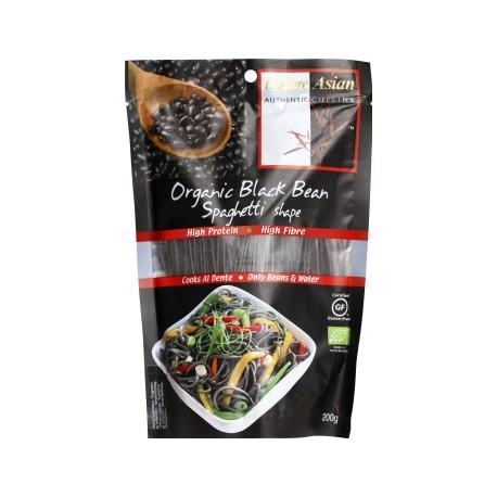 Bio Spaghetti aus Schwarzen Bohnen - 200g - Explore Asian