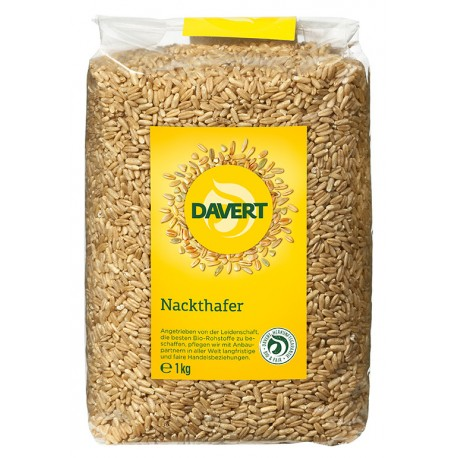 Bio Nackthafer - 500g - Davert