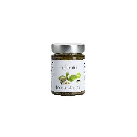 Bio Hanf Pesto grün - 150g - Hanf-Natur