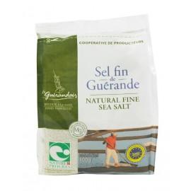 Sel de mer fin de Guérande - 500g - Le Guérandais
