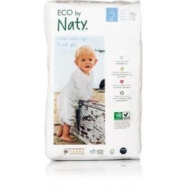 Naty Öko-Windeln Mini 3 - 6 kg, Gr. 2