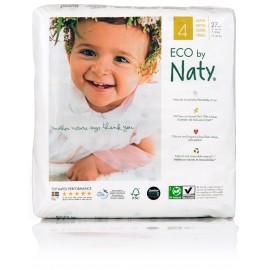 Naty Öko-Windeln Maxi 7 - 18 kg, Gr. 4