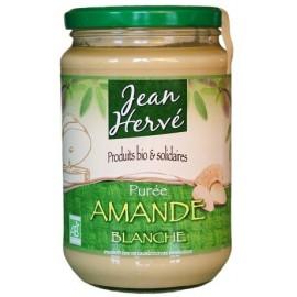 Purée d'amande blanche crue, Bio - 700g - Jean Hervé