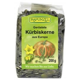 Kürbiskerne, geröstet, Bio - 200g - Rapunzel