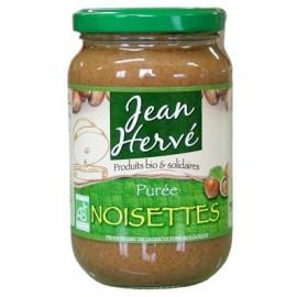 Purée de noisette, Bio, - 350g - Jean Hervé