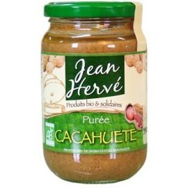 Purée de cacahuète Bio - 350g - Jean Hervé