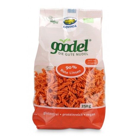 Goodel Rote Linse - Leinsaat, Bio - 250g - Govinda