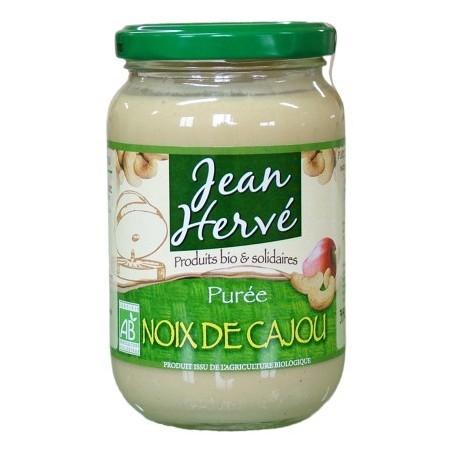 Purée de noix de cajou, Bio - 350g - Jean Hervé