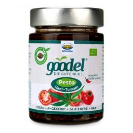Goodel Bio Pesto Hanf-Tomate - 150g - Govinda