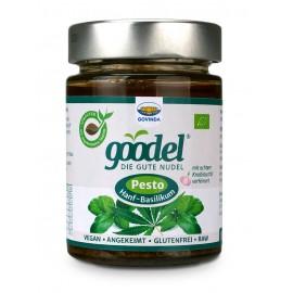 Goodel Pesto bio chanvre basilic - 150g - Govinda