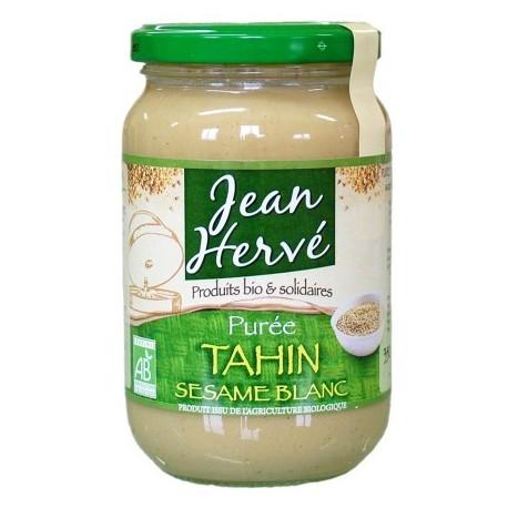 Purée de sésame blanc, Bio, - 350g - Jean Hervé