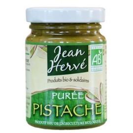 Purée de pistache, Bio - 100g - Jean Hervé