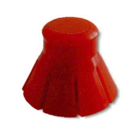 Rotes Ablauf Siphon Hütchen BioSnacky
