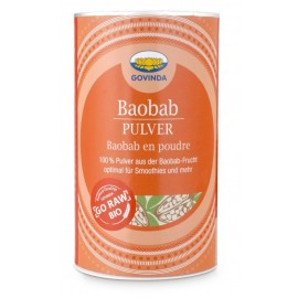 Baobab Pulver Bio - 200g - Govinda