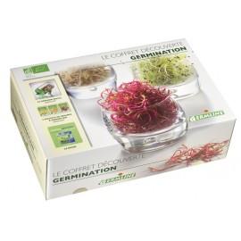 Coffret découverte germination - Germline