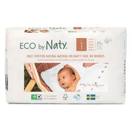 Naty Öko-Windeln New Born 2-5 kg, Gr. 1