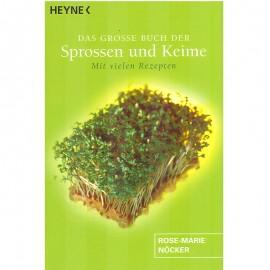 Livre (en allemand): Das grosse Buch der Sprossen und Keime