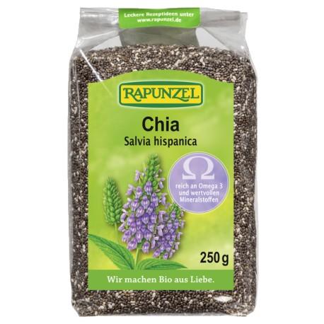 Graines de Chia bio - 250g - Rapunzel