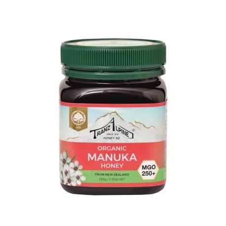 Miel de Manuka MGO 250+ Bio - 250g - Hoyer