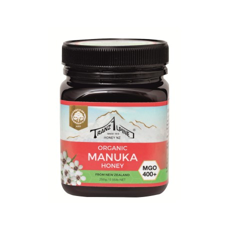 Miel de Manuka MGO 400+ Bio - 250g - Hoyer