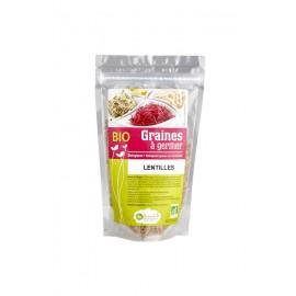 Lentilles roses Bio Graines à germer - 200g - De Bardo