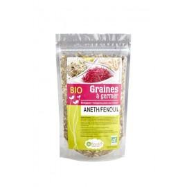 Aneth / Fenouil Mélange de graines à germer Bio - 100g - De Bardo