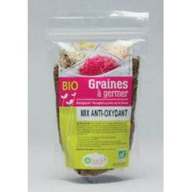 Mix anti-oxydant Bio, mélange de graines à germer - 200g - De Bardo