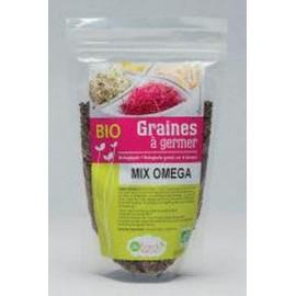 Omega-Mix Bio Keimsamen-Mischung - 200g - De Bardo