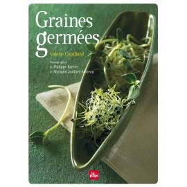 """Buch (französisch) """"Graines germées"""" - 106 Seiten - Valérie Cupillard"""