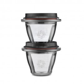 Lot de 2 bols 225 ml pour Vitamix Ascent Series