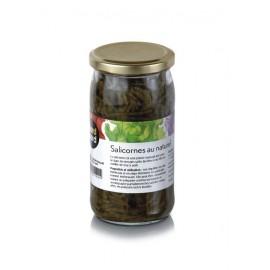 Salicornes sauvages au naturel - 170g - Bord à Bord