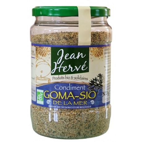Gomasio avec algues, Bio - 300g - Jean Hervé