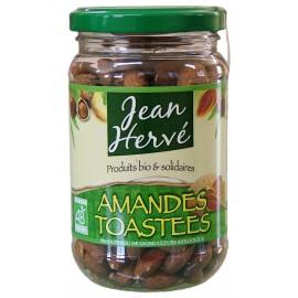 Geröstete Bio Mandeln - 180g - Jean Hervé