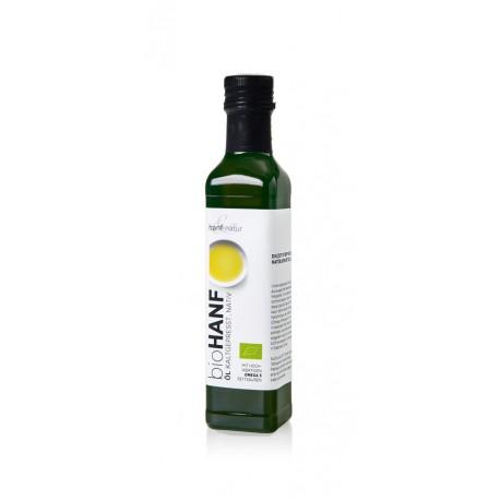 Bio Hanföl - 250ml - Hanf-Natur