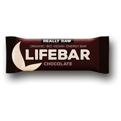 Lifebar Schokolade Bio - 15x47g - Lifefood