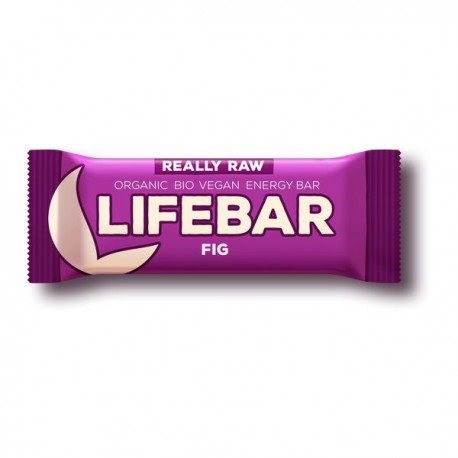 Lifebar Figue Bio - 15x47g - Lifefood