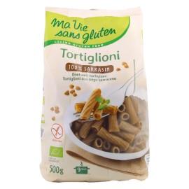 Tortiglioni bio 100% sarrasin sans gluten - 500g - Ma vie sans Gluten
