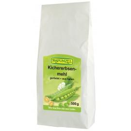 Bio Kichererbsenmehl geröstet - 500g - Rapunzel