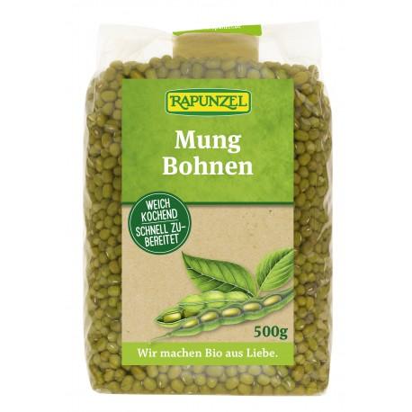 Haricots Mungo Bio - 500g - Rapunzel
