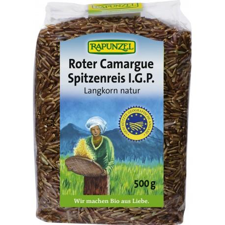Roter Bio Camargue Spitzenreis, natur - 500g - Rapunzel