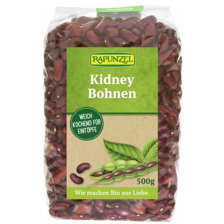 Rote Kidneybohnen Bio - 500g - Rapunzel