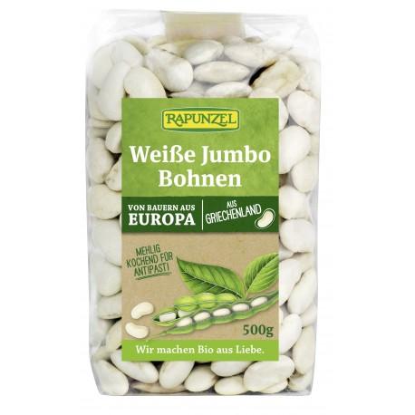 Rapunzel Bio Jumbo-Bohnen weiss 500g