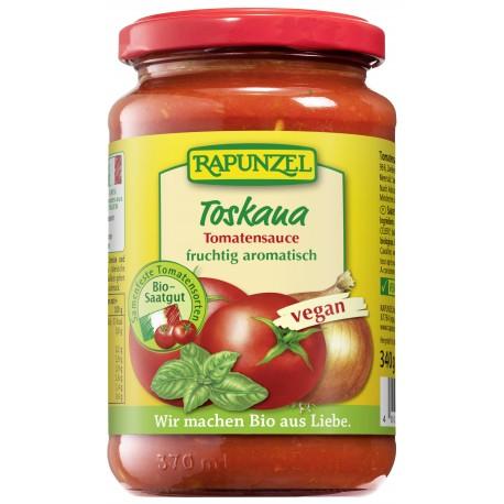 Sauce tomate Toskana, Bio - 340g - Rapunzel