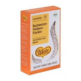 Flocons de sarrasin bio sans gluten - 250g - Werz