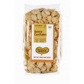 Flakes de quinoa au miel, bio, sans gluten - 250g - Werz