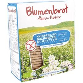 Buchweizen Schnitten ohne Zucker/Salz - 150g - Blumenbrot