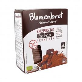 Tartines craquantes cacao, bio - 160g - Le pain des fleurs