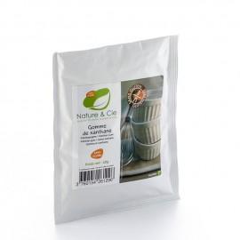 Gomme de xanthane sans gluten - 60 g - Nature et Cie
