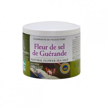 Fleur de sel Guérande - 140g - Le Guérandais